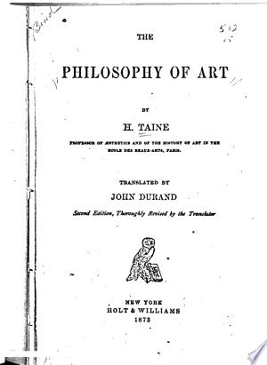 The+Philosophy+of+Art