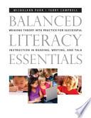 Balanced Literacy Essentials