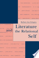 Literature and the Relational Self Book PDF