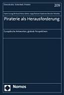 Piraterie als Herausforderung