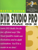 DVD Studio Pro 3 for Mac OS X
