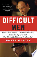 Difficult Men