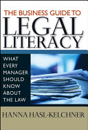 The Business Guide to Legal Literacy