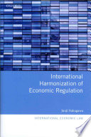 International Harmonization of Economic Regulation
