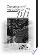 Constructor s Key Guide to PFI