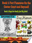 Superpower Kids   Comic Illustrations   Chapter Books For Kids Age 6 8   Funny Dog Humor Jokes
