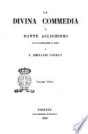 La Divina Commedia di Dante Allighieri