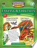 Discovering Genres  Fantasy   Folktales  Grades 3 4