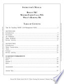 Life Skills Curriculum: ARISE Rescue Me: Mother Earth Dials 911