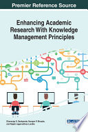 Enhancing Academic Research With Knowledge Management Principles