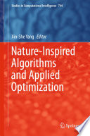 Nature Inspired Algorithms and Applied Optimization