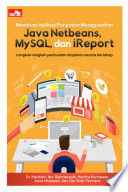 Membuat Aplikasi Penjualan Menggunakan Java Netbeans  MySQL  dan iReport