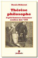 Th  r  se philosophe   Il pi   famoso romanzo erotico del  700