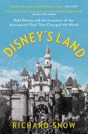 Disney's Land Book
