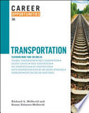 Career Opportunities in Transportation