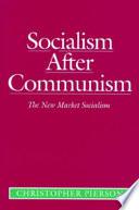 Ebook Socialism After Communism Epub Christopher Pierson Apps Read Mobile