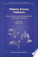 illustration Nature Across Cultures, Views of Nature and the Environment in Non-Western Cultures