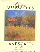Creating Impressionist Landscapes in Oil