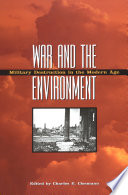War and the Environment