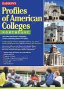 Profiles of American Colleges  Northeast