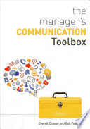 The Manager S Communication Toolbox