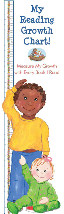 My Reading Growth Chart!