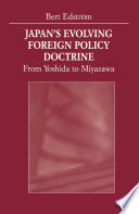 Japan   s Evolving Foreign Policy Doctrine