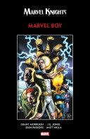 download ebook marvel knights marvel boy by morrison & jones pdf epub