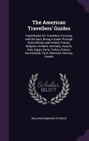 The American Travellers  Guides