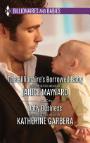 download ebook the billionaire\'s borrowed baby & baby business pdf epub