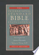The International Standard Bible Encyclopedia Articles About People Places Customs Events Religious