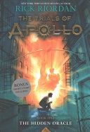 Trials of Apollo  The Book One The Hidden Oracle