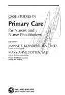 Case Studies in Primary Care for Nurses and Nurse Practitioners