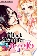 Black Panther And Sweet 16 : taiga, gives a drink to a boy she...