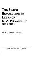 The silent revolution in Lebanon