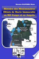 Histoire des Missionnaires Oblats de Marie Immaculée en RD Congo et en Angola