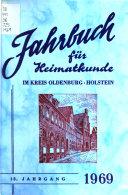 Jahrbuch f  r Heimatkunde im Kreis Oldenburg Holstein