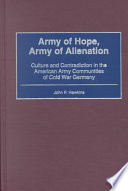 Army of Hope  Army of Alienation