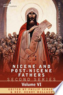 Nicene and Post Nicene Fathers