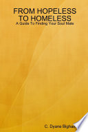 download ebook from hopeless to homeless a guide to finding your soul mate pdf epub