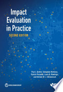 Impact Evaluation in Practice  Second Edition