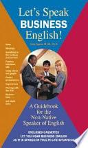 Let s speak Business English