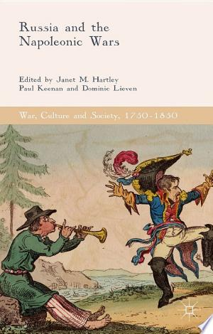 Russia and the Napoleonic Wars - ISBN:9781137528001