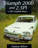 Triumph 2000 And 2 5 P I