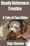 Ready Reference Treatise  A Tale of Two Cities