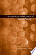 International Social Work Research