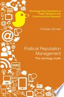 Political Reputation Management
