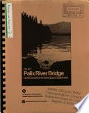 US 101  Palix River Bridge Replacement  Pacific County