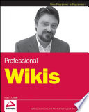 Professional Wikis book