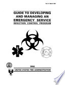 Guide to Developing and Managing an Emergency Service